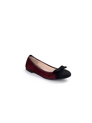 peter kaiser ballerina viininpunainen musta. Black Bedroom Furniture Sets. Home Design Ideas