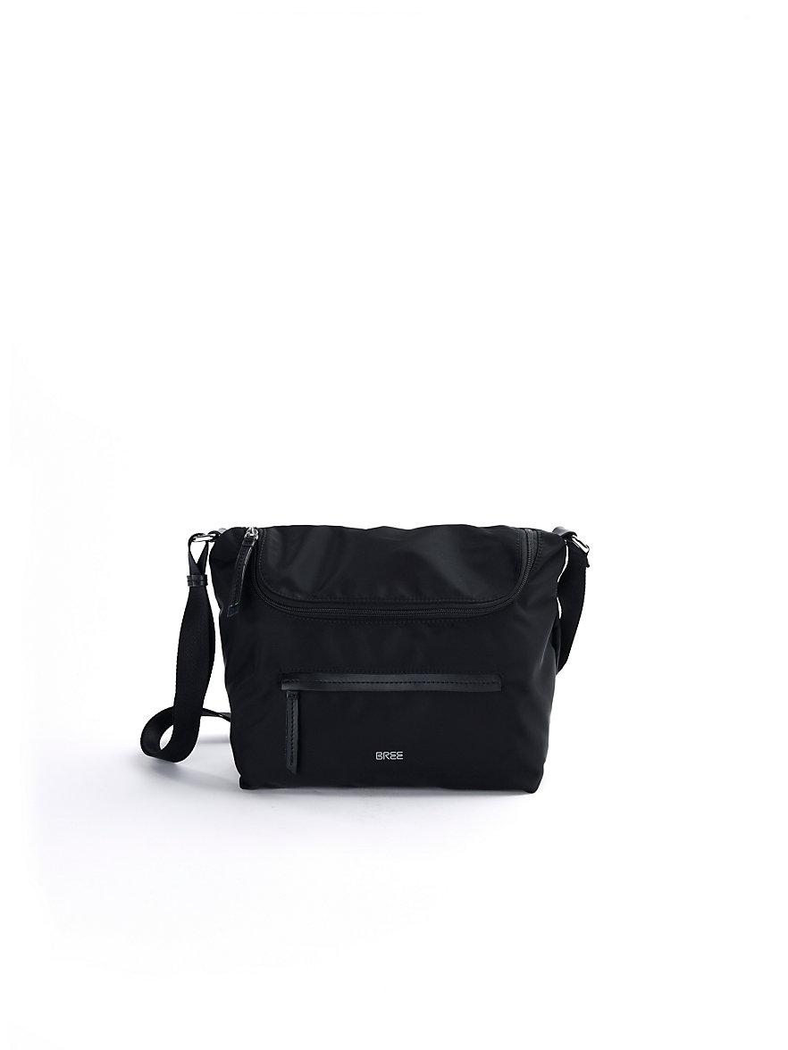 Musta Laukku Niiteillä : Bree laukku musta